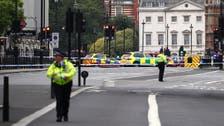جرحى باقتحام سيارة لحواجز أمنية أمام البرلمان البريطاني