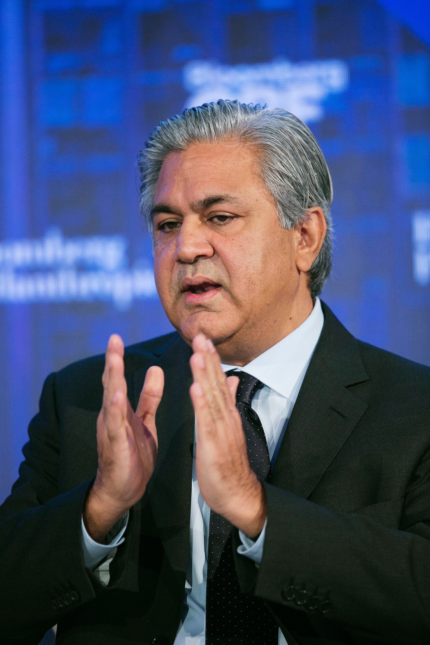 Arif Naqvi. (File photo: AP)