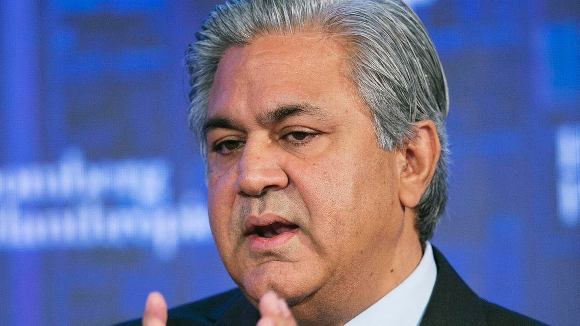 A United Arab Emirates court will issue a judgment on August 26 against the founder of private equity firm Abraaj, Arif Naqvi. (AP)