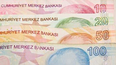 رصيد تركيا النقدي يسجل عجزاً بـ 1.4 مليار دولار