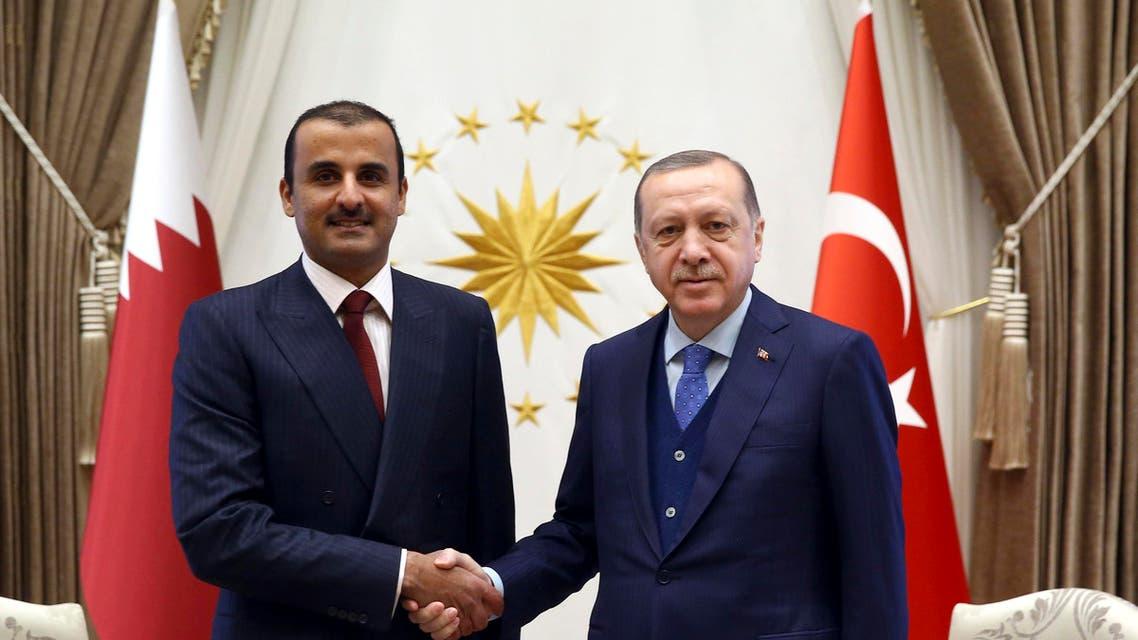 Erdogan Tamim. (AP)