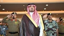 قوات أمن الحج تستعرض جاهزيتها بحضور وزير الداخلية