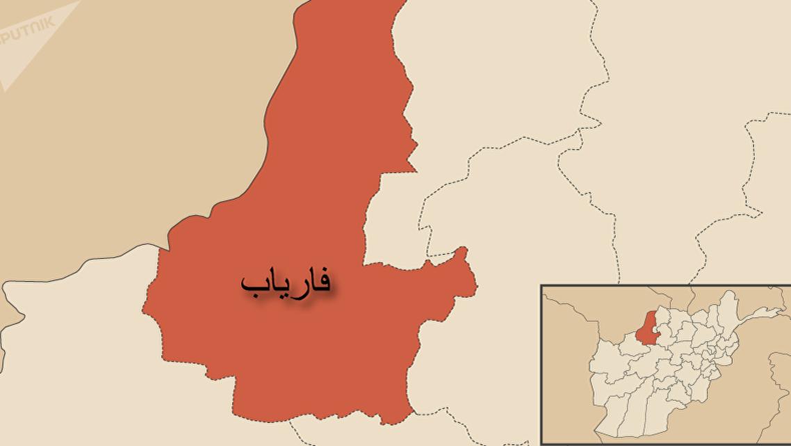 پایگاه امنیتی «کمپ چیناییها» در فاریاب افغانستان بدست طالبان سقوط کرد