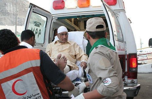There will be 25 operational hospitals in Mecca and the Holy Sites, prepared with more than 4,814 medical beds, in addition to 153 medical centers prepared with all medical and emergency needs. (Supplied)