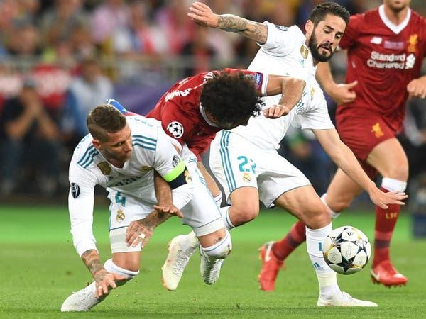 وكيل محمد صلاح يوضح حقيقة عرض ريال مدريد