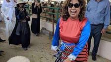 WATCH: US consul in Saudi Arabia joins Eid al-Adha celebrations at cattle market