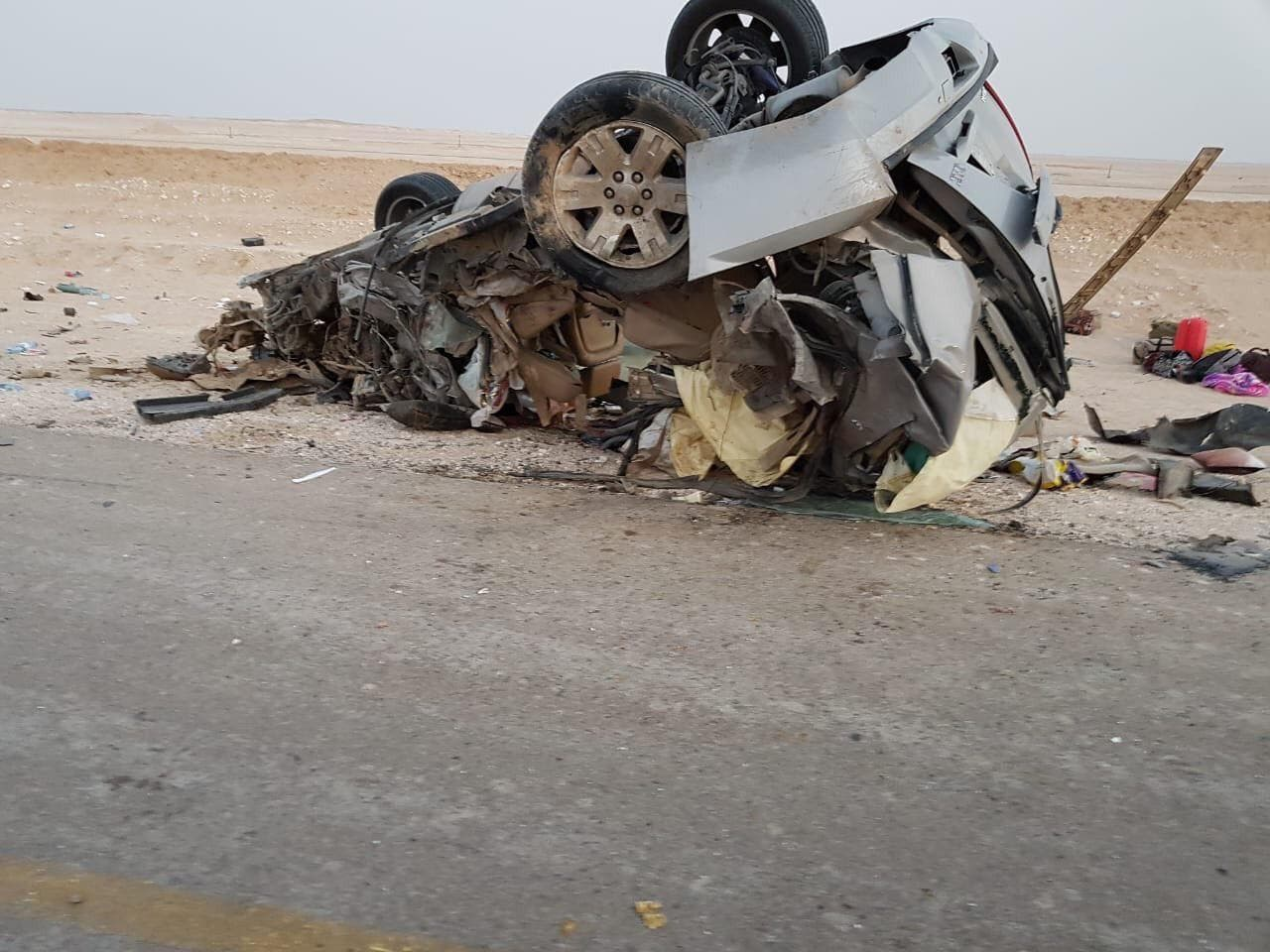 "The Omani police said: ""The accident resulted in several deaths and injuries of all Saudi nationals."""