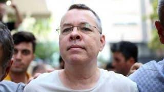تركيا ترفض مجددا الافراج عن القس الأميركي أندرو برونسون