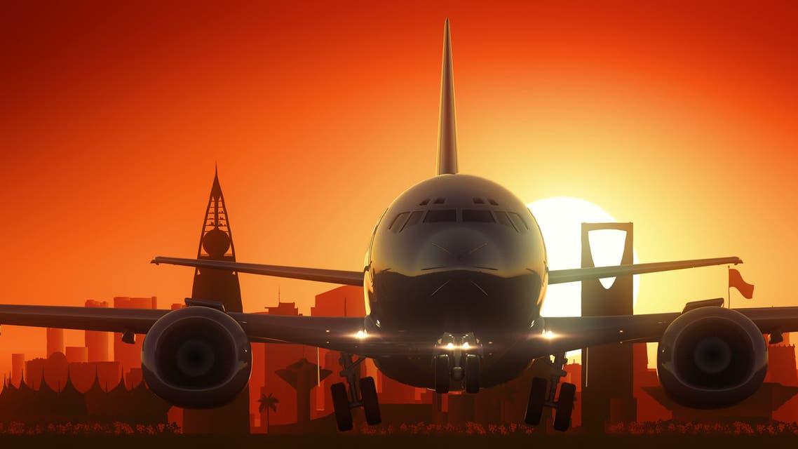 سياحة السعودية طيران
