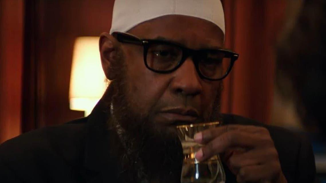 Al Arabiya's William Mullally sits down with the legendary two-time Oscar winner Denzel Washington. (Al Arabiya)