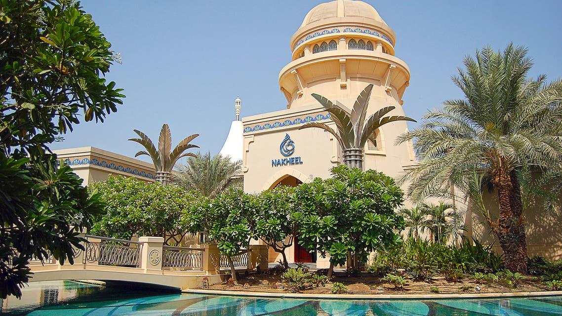شركة نخيل الإماراتية