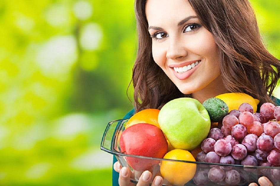 الخضروات والفواكه تحمي البشرة