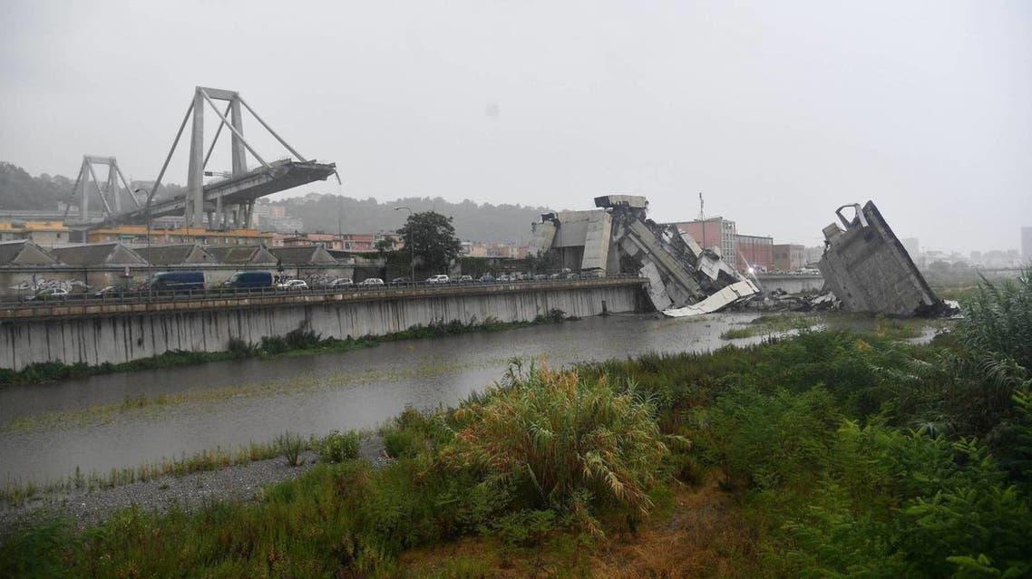 جسر جنوى