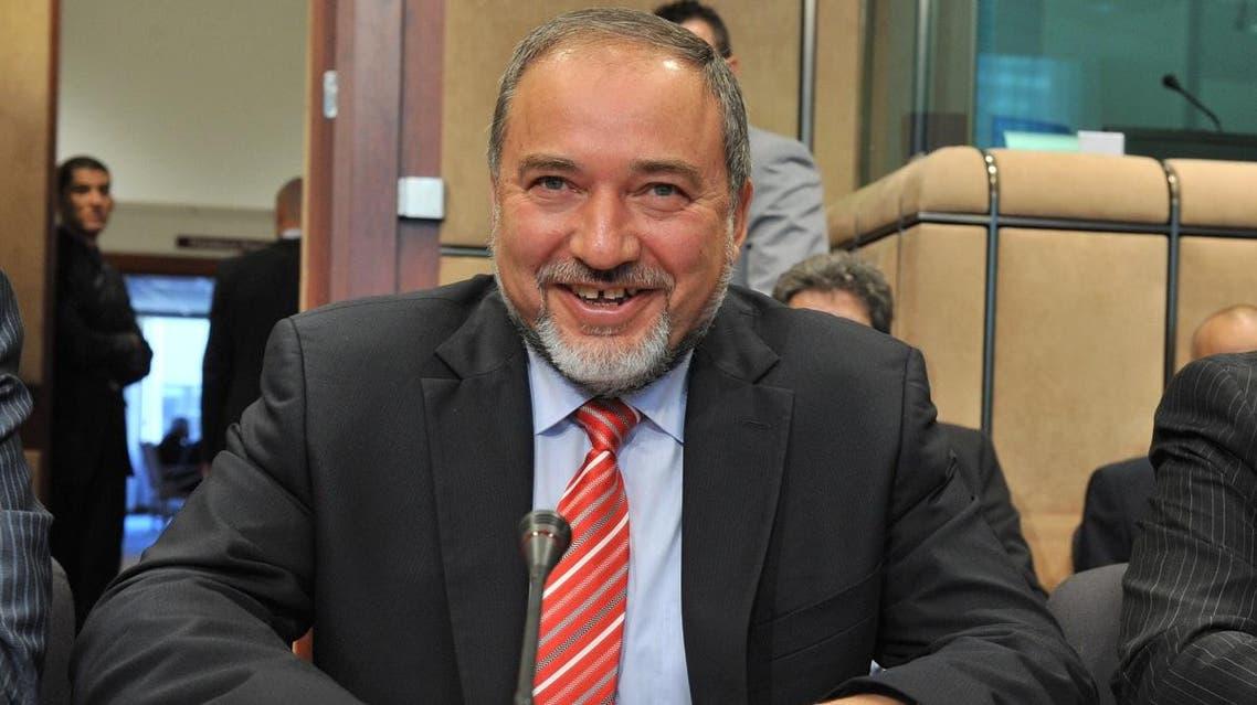 Liberman (AFP)