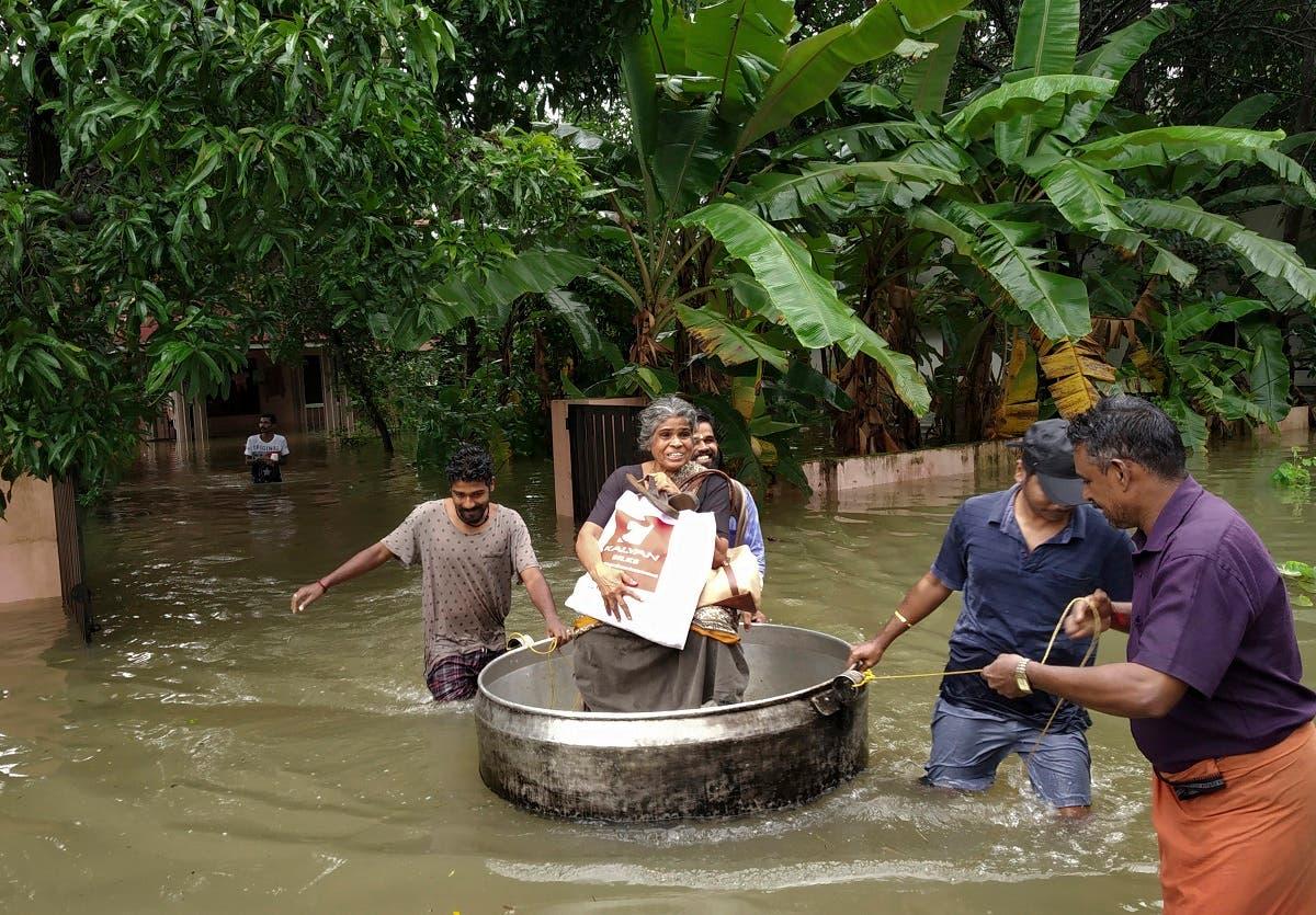 Kerala flood. (AP)