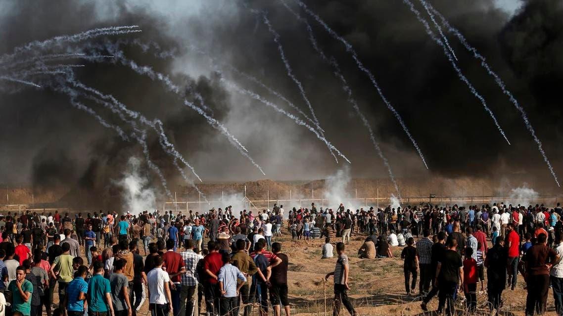Gaza protest 3 (AFP)