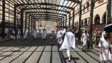 بیرون ملک سے 17 لاکھ عازمین حج کی سعودی عرب آمد