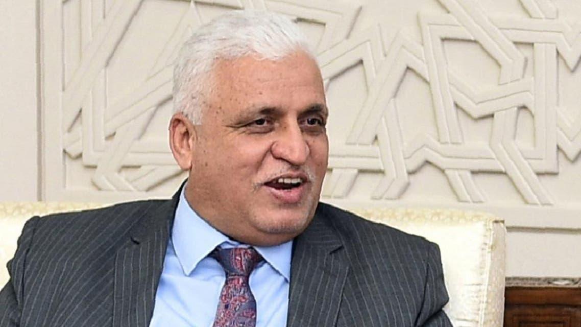 Iraqi Faleh al-Fayad (AFP)