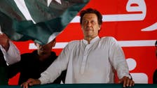 Pakistan's parliament elects Imran Khan as new prime minister