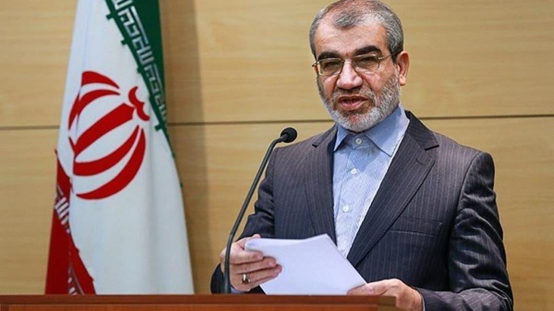 عباس كدخدائي المتحدث باسم مجلس صيانة الدستور الايراني