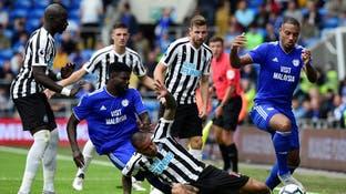 نيوكاسل يتعادل سلبيا مع كارديف في الدوري الإنجليزي