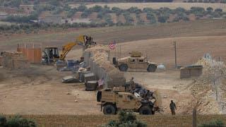القوات الأميركية في منبج