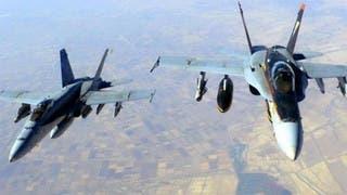 مقتل العشرات من ميليشيا الحوثي في قصف للتحالف بالحديدة