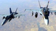 شمالی الحدیدہ میں حوثیوں کےعسکری ٹھکانوں پر اتحادی فوج کی شدید بمباری