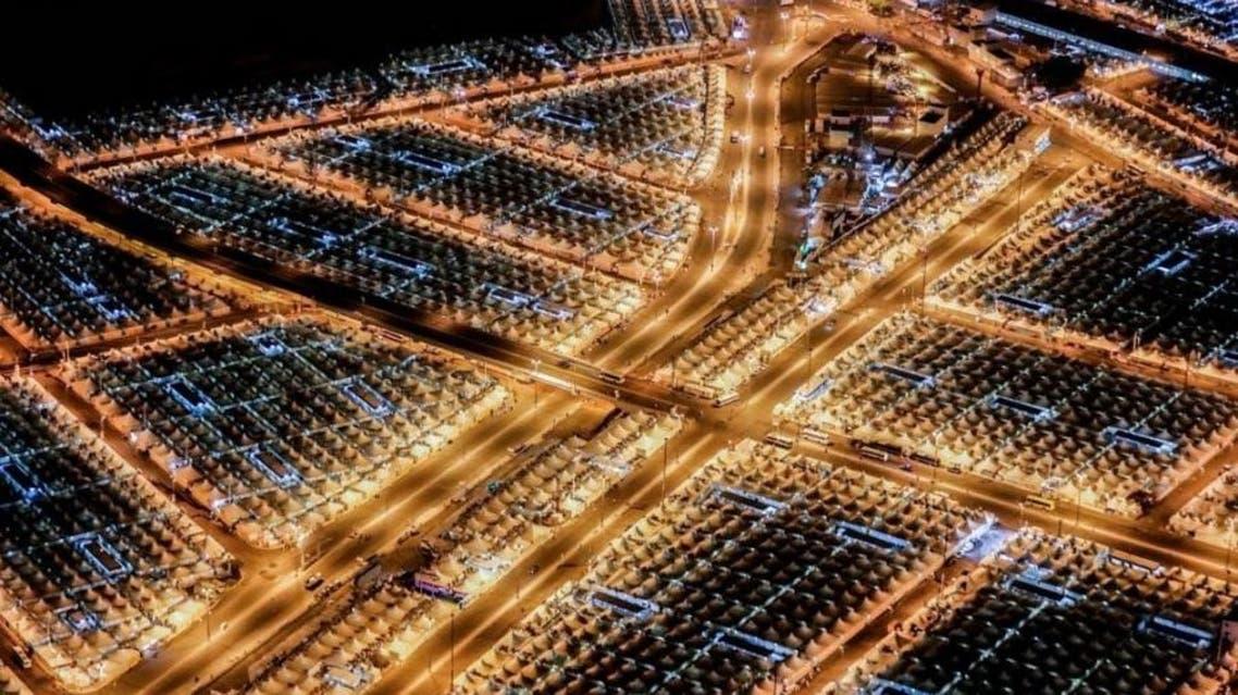 1500 شخص يديرون منظمة الكهرباء في المشاعر ومكة