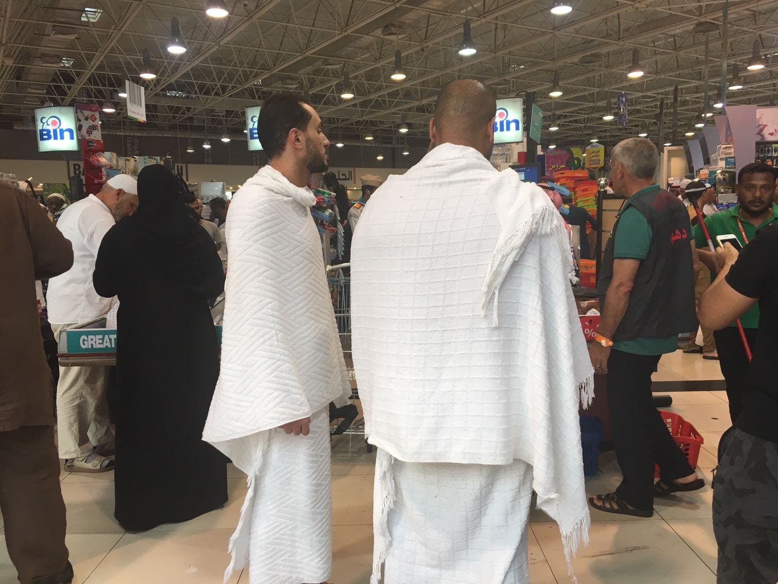 Hajj pilgrims get first-hand experience of balancing must-haves with have-nots