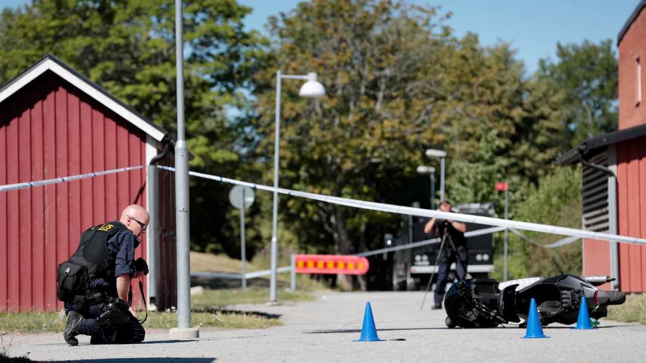 جريمة القتل وقعت في فيفالا بمدينة اوريبرو السويدية