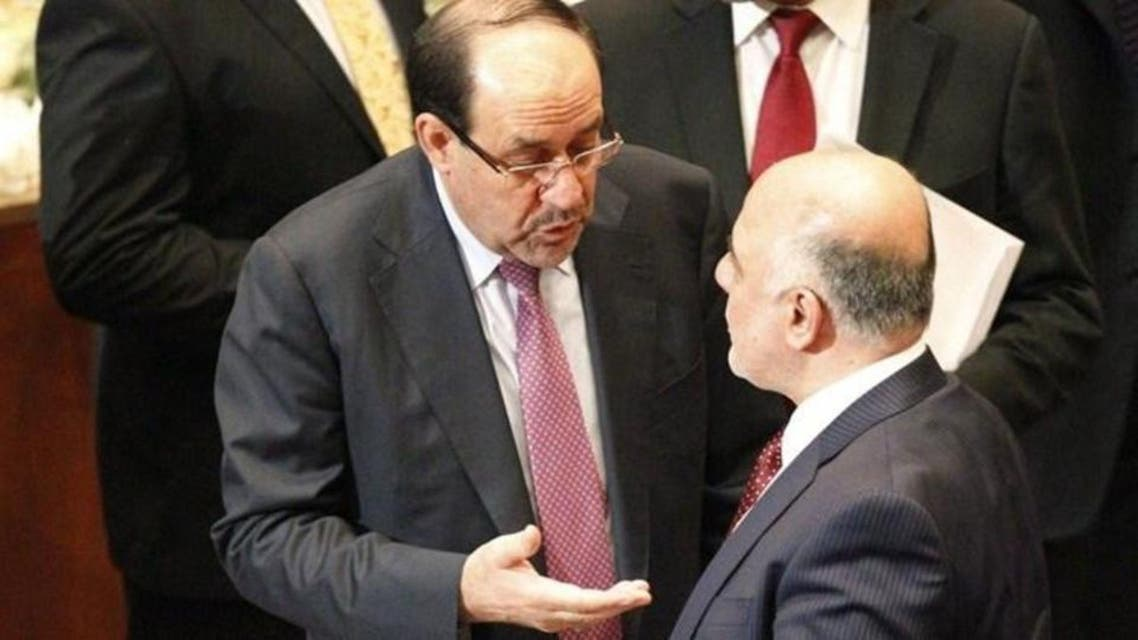 تلاش نوري المالکی برای سبقت گرفتن از عبادی در تشکیل دولت عراق