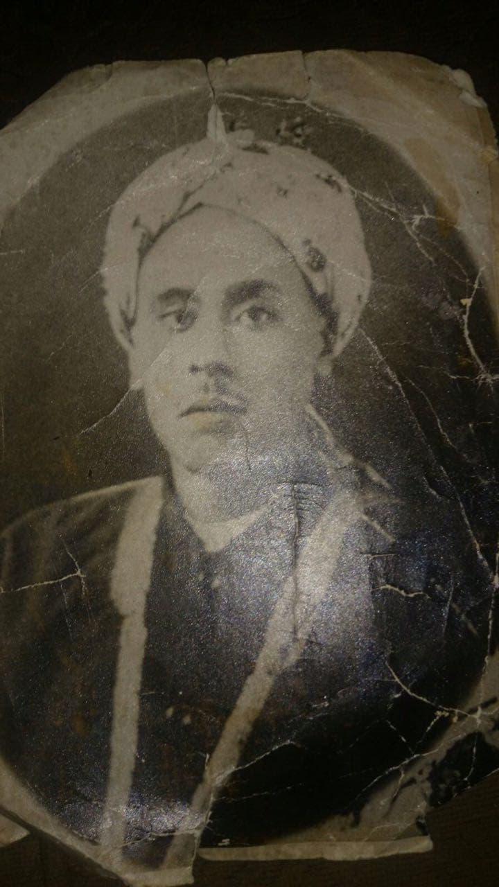 المطوف إبراهيم بن سليمان قرط