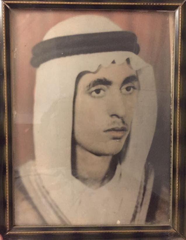 المطوف سليمان بن إبراهيم قرط