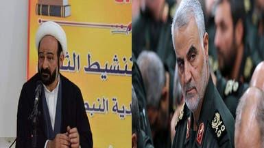سليماني ومسؤول من حزب الله يتدخلان بتشكيل حكومة العراق