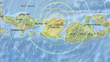 Magnitude 6.3 earthquake rocks Indonesia's Lombok island