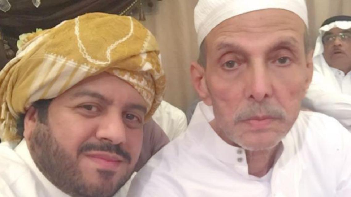 mutawaf abdulqader with son (Supplied)