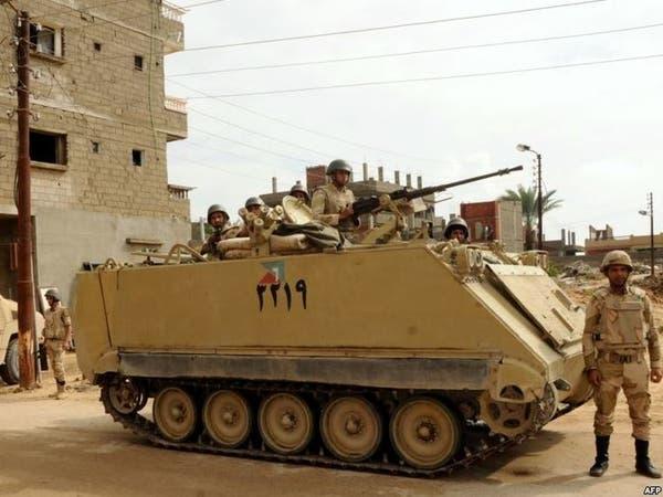 مصر.. القضاء على 46 إرهابياً وضبط 100 آخرين