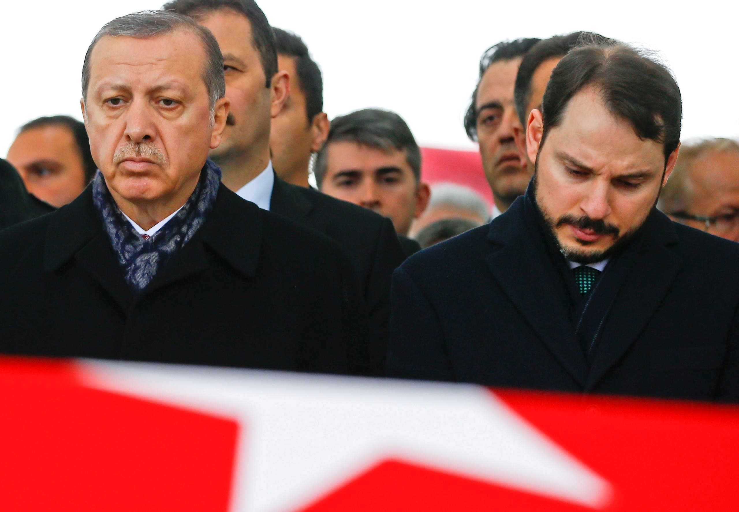 أردوغان وصهره