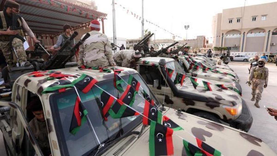 ميليشيات مسلحة في ليبيا