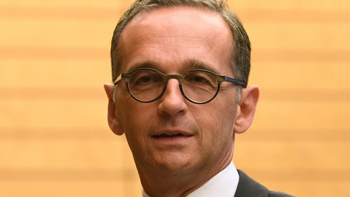 German Foreign Minister Heiko Maas (AFP)