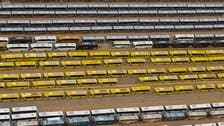 IN PHOTOS: Aerial photos show scale of transport dedicated to Hajj pilgrims