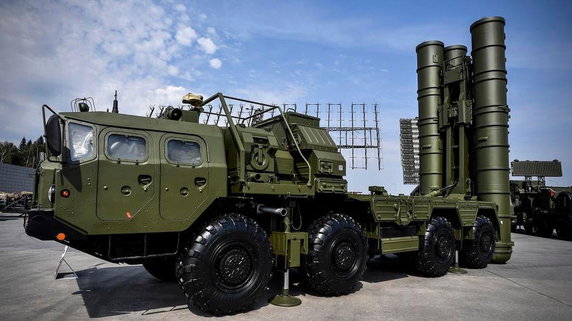 missile system s-400 (AFP)