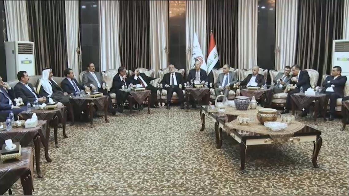 قطر وإيران تحبطان الحل السياسي في العراق