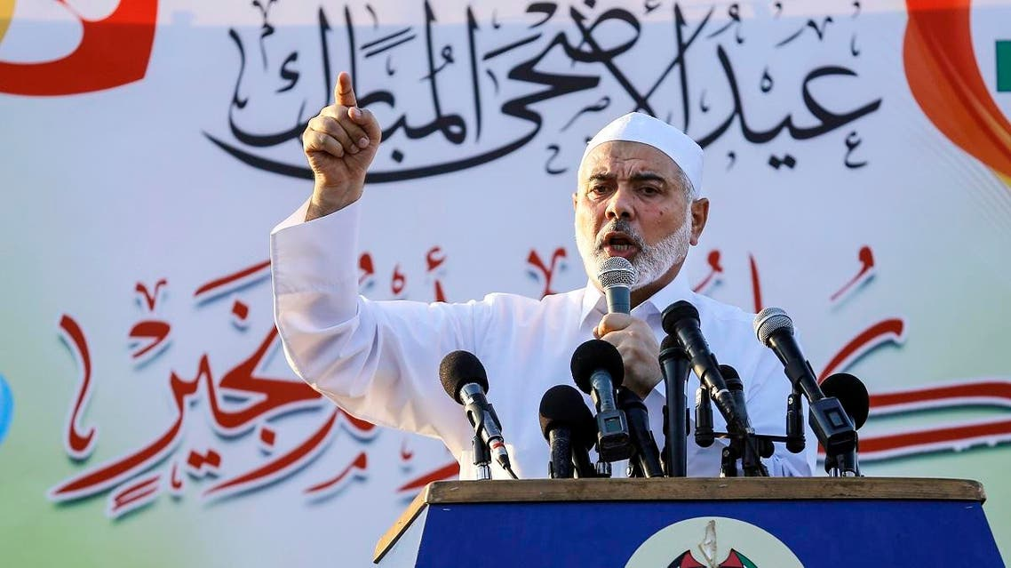 hamas haniya (AFP)
