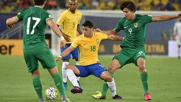 جوليانو خلال مشاركة سابقة مع المنتخب البرازيلي