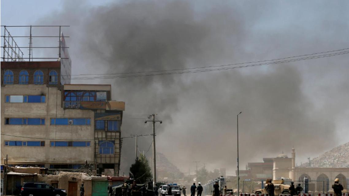 انفجار نیرومند در روز اول عید در کابل پایتخت افغانستان