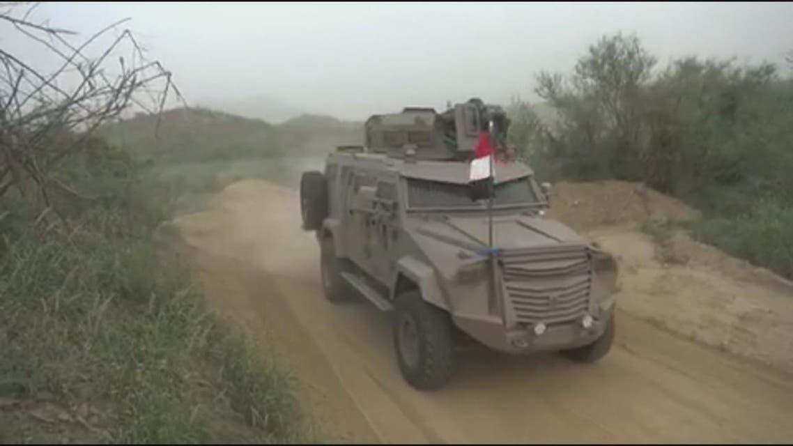 THUMBNAIL_ الجيش الوطني يقتحم مران معقل الحوثي في صعدة من 4 محاور