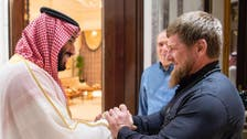IN PICTURES: Saudi Crown Prince receives Chechen President Kadyrov