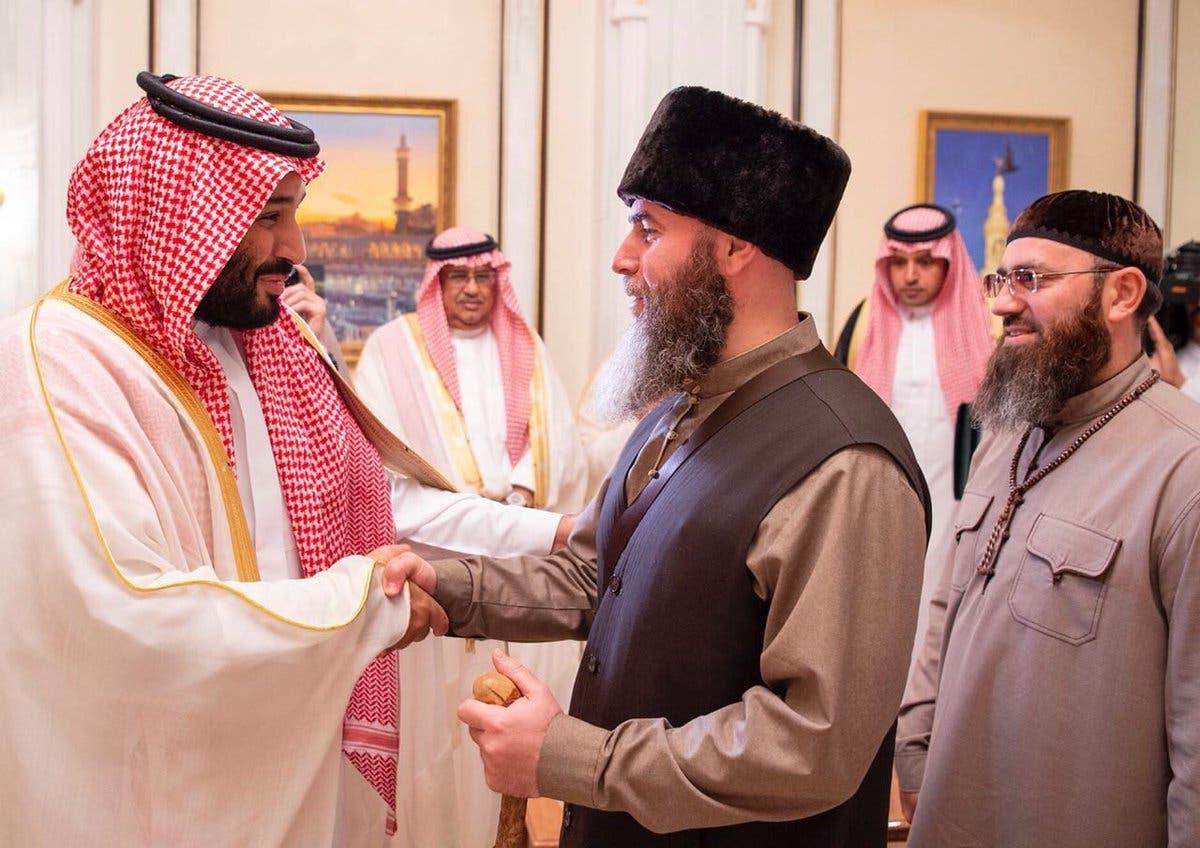 saudi chechen